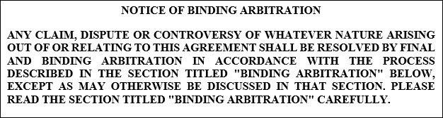 Arbitration Image